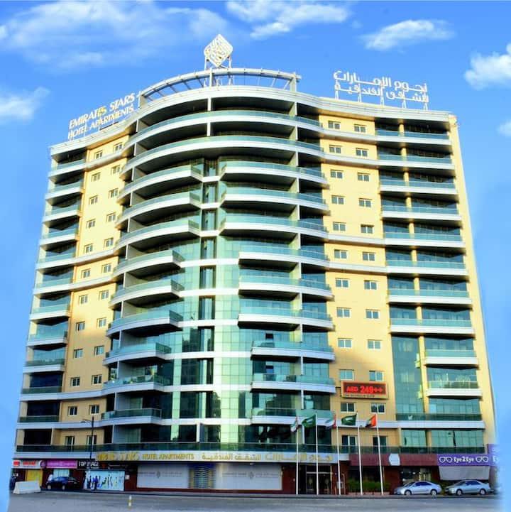 Elegant Family Apartments Near Mamzar Beach Dubai