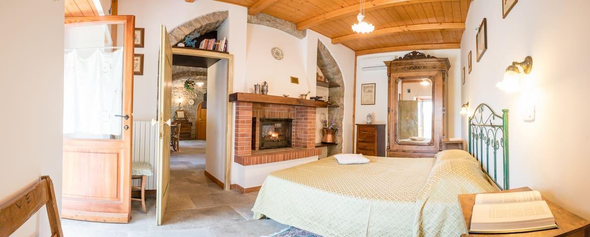 B&B MasseriaAcquasalsa - TAVERNA - Agnone - Lägenhet