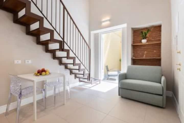 Borgo Pinti Garden Suite