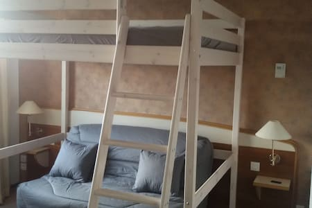 Flat 22m² near Futuroscope (10 min with feet) - Chasseneuil-du-Poitou - Apartament