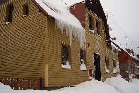 Lavish Holiday Home in Abertamy near Ski Area