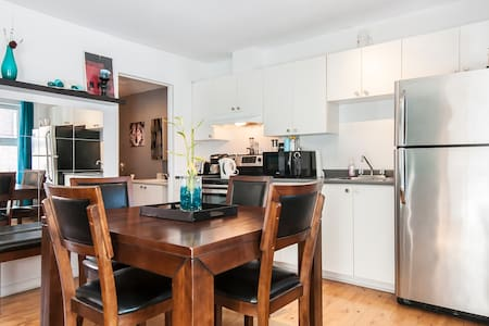 Charming Bungalow Style One Bedroom - Montréal - Wohnung