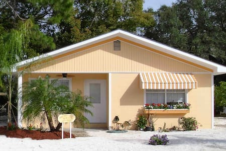 Dreamsicle Beach Cottage