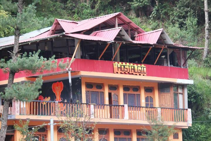 The Hostalgic Jibhi