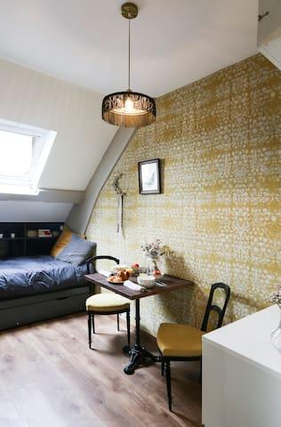 Little Sweet Home Rennes Centre Historique 15 m2