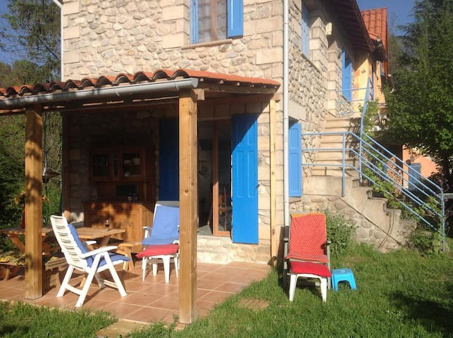 Gite Simone - Vernet-les-Bains - บ้านพักตากอากาศ