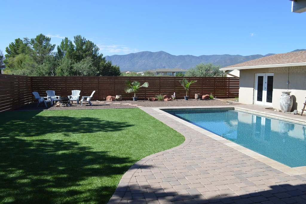 This is your backyard paradise!