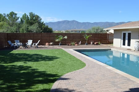 Casa Buena Vista, VIEWS, PRIVACY, POOL, Brand NEW! - Cottonwood
