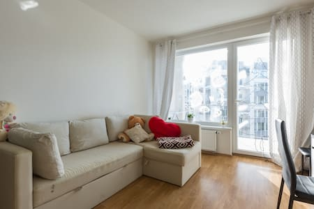 Nice apartment with terrace. - Praha