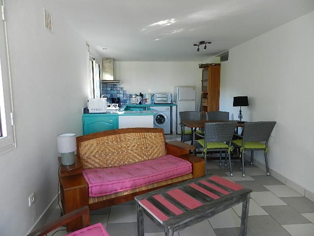Appartement 35 m² baba papangue