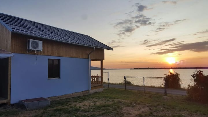 Holiday home on the lake in Palava- South Moravia