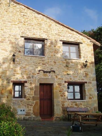 Casa en aldea, cerca de Lastres