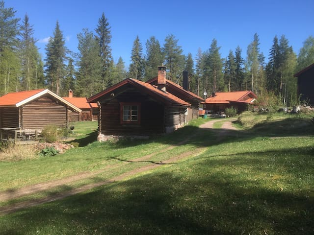 Mysig stuga i Björka fäbod - Mora - Stuga