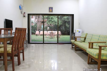 ksc guest house 3bhk-common corridor