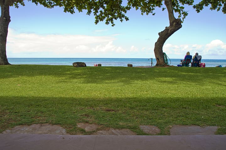 Steps from the Beach! BEACHFRONT! BEACHFRONT!