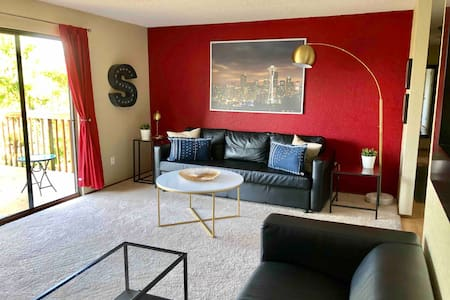 Seattle Home: Nearby - Downtown/SeaTac