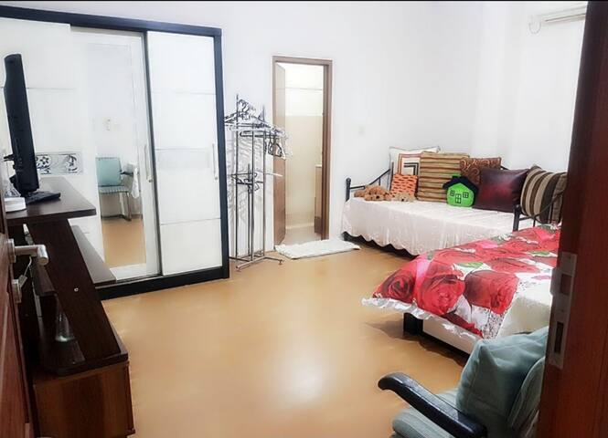 1 Bedroom with almost WHOLE House Facilities