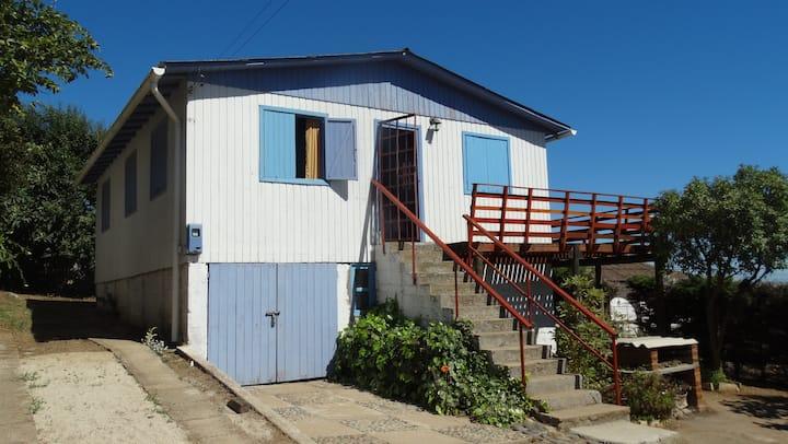 Casa en ''El Tabo, del Tata Cochono''