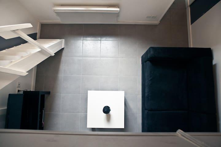 Studio rénové immeuble en pierre - Bordeaux - Apartament
