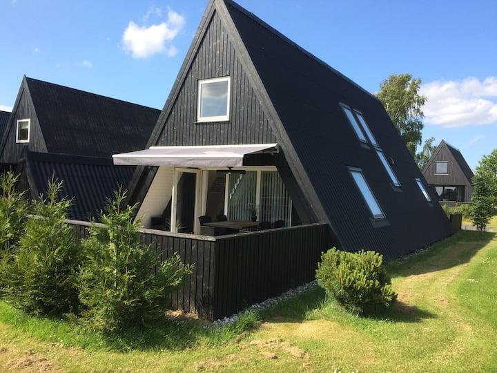 Nyrenoveret golfhus i www.hgsr.dk