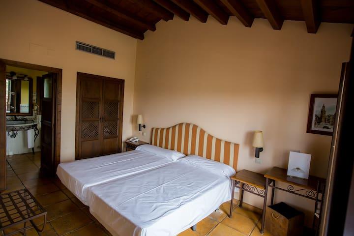 habitación doble estándar para 2 personas
