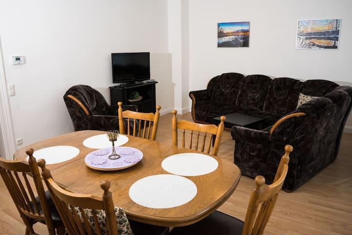 Komfortable 3 Zi-Wohnung in Celle