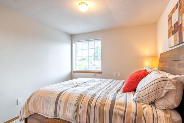 Bedroom 1 and Window