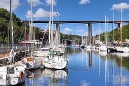 Grand T3 NEUF Saint-Brieuc, Plérin, port du légué - Plérin - 公寓