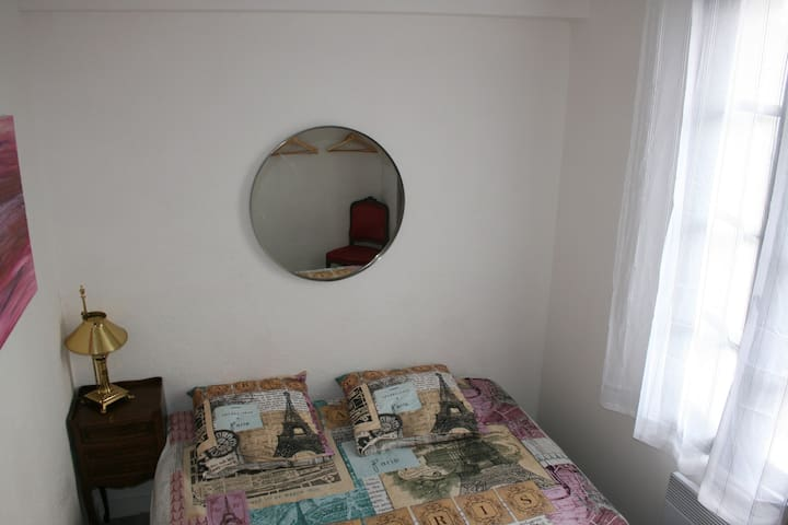 """Les Roches"" - Merry-sur-Yonne - Double Room 2 - Merry-sur-Yonne - Bed & Breakfast"