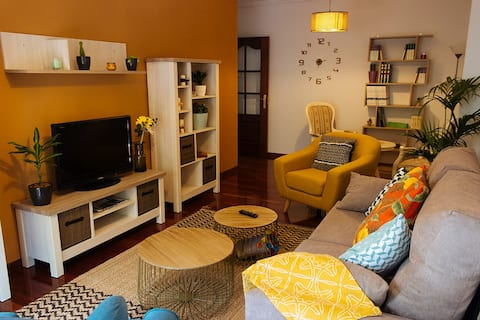 Apartamento Allariz Centro