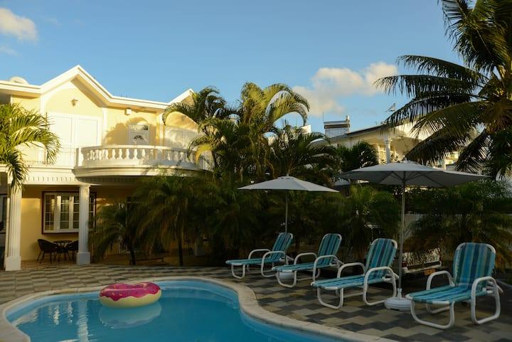 Splendide Villa à Pereybère avec piscine privée