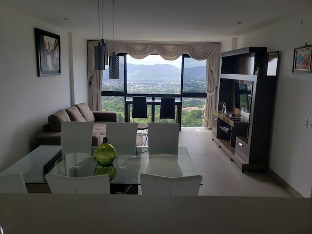 Apartamento Luxury con Vista Increíble!