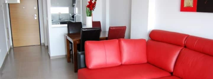 2 Bedroom Apartment at Polaris World Golf Resort