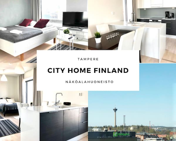 City Home Finland City View Home   10. floor