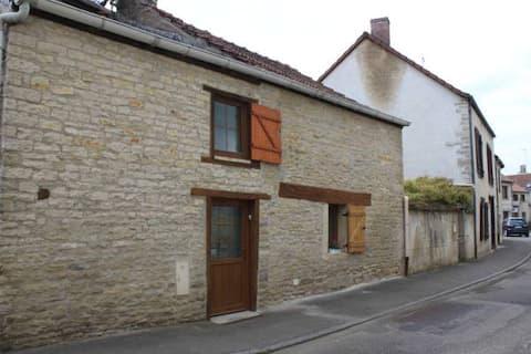 maison de village louée proche dijon/Valmy/Prenois