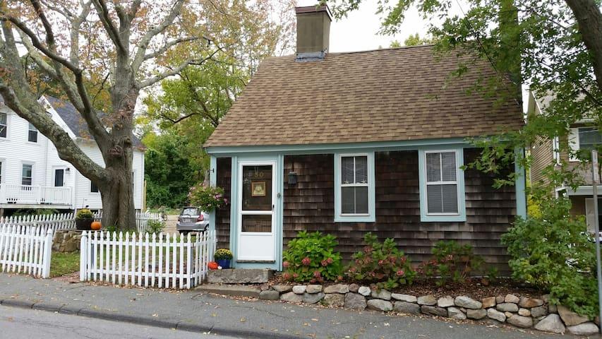 Bradstreet Homestead - Rockport - Hus