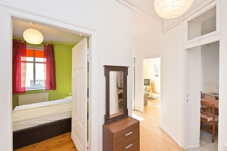 A hip nest in the very best part of Sopot - Apartmen