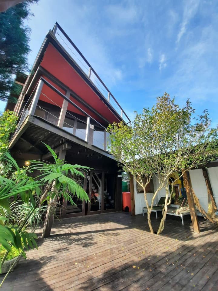 Quarto Casal - Guarda Hostel Paradise