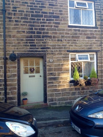 18Cth Cottage, Edenfield Ramsbottom - Ramsbottom - Rumah