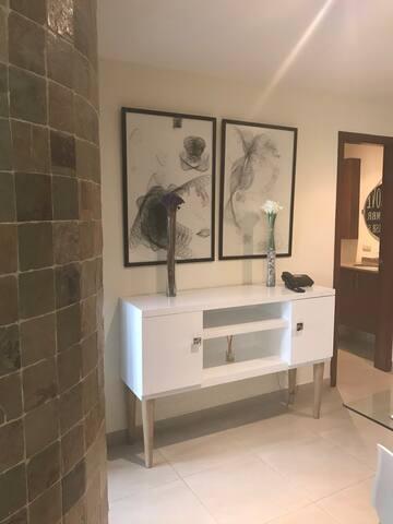 Luxury Apartment Samborondon Plaza