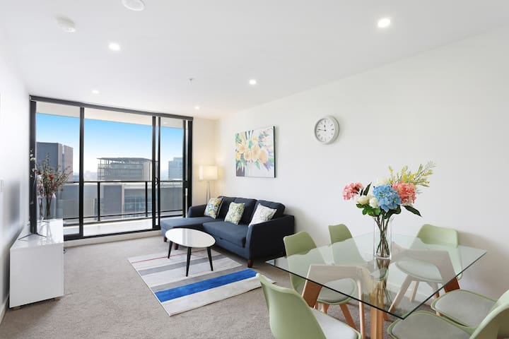 Brand New Apartment/Parramatta CBD/Netflix/Parking