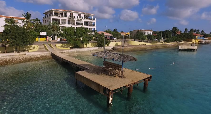 Bonaire Apartment 1, ground floor. - Kralendijk - Daire