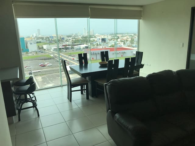Amazing location, amenities & view @ Boca del Rio