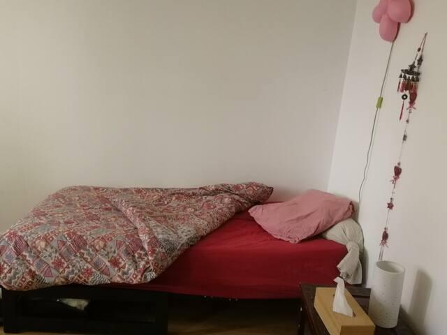 Chambre chez l'habitant calme et confortable