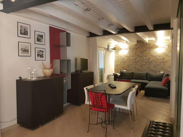 luxury attico - Vicenza - Loft
