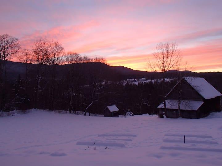 Mountain Studio on XC Ski Loop