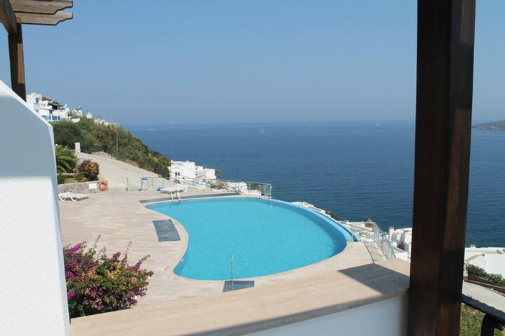 Spacious Duplex with Amazing Sea Views - Yalıkavak Belediyesi - Casa