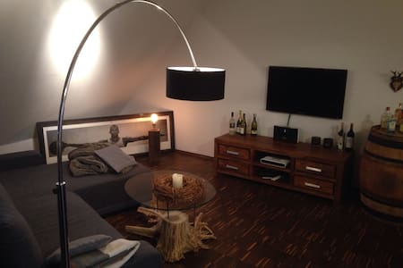 Charmantes zwei Zimmer Loft - Göttingen - Osakehuoneisto