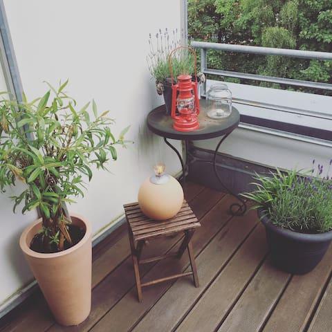 Kleine gemütliche Wohnung im Süden Hamburgs - Hamburgo