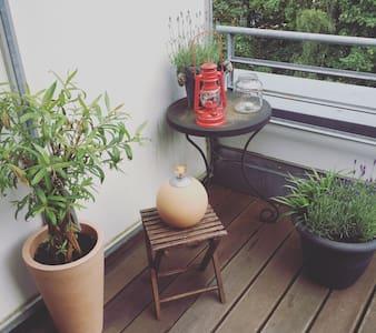 Kleine gemütliche Wohnung im Süden Hamburgs - Hampuri - Huoneisto